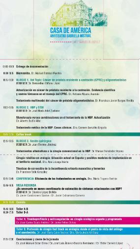 IV Congreso UROVI