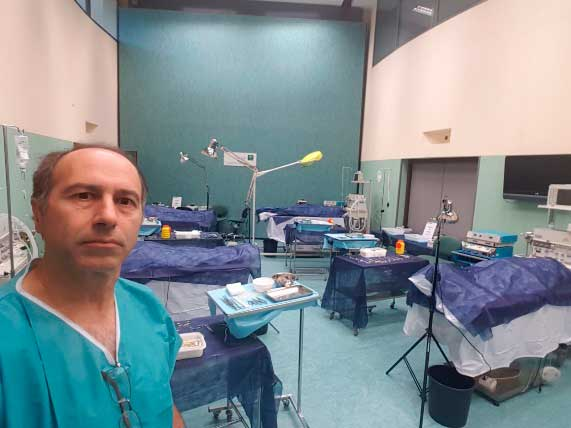 Taller avanzado de extracción renal
